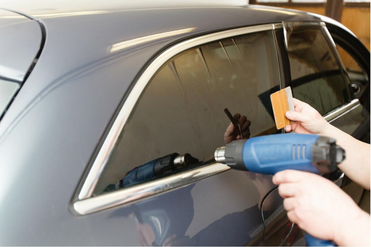 後付けでできる車の紫外線対策