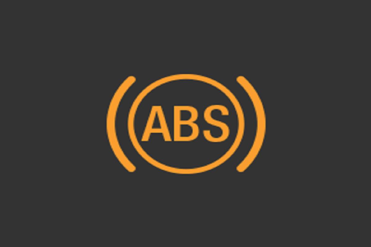 ABS(アンチロックブレーキングシステム)警告灯