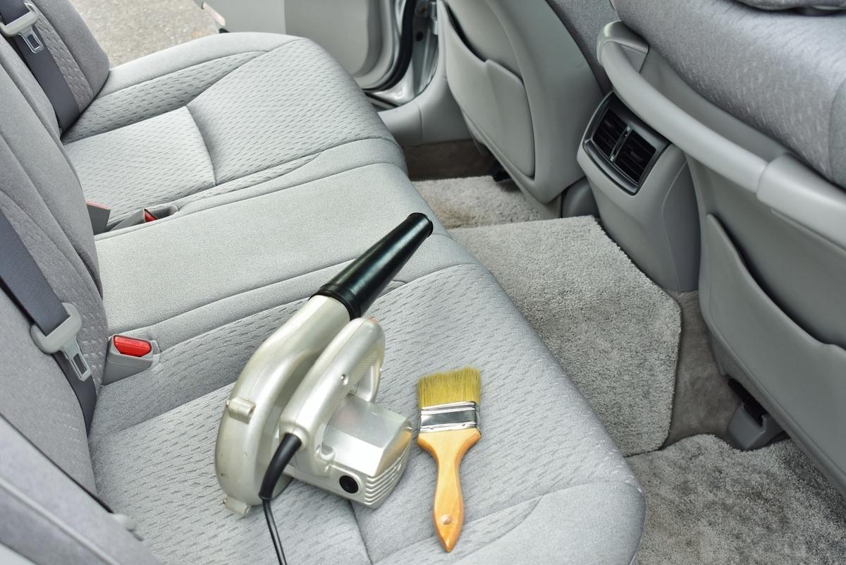 子どもが車を汚す!?ママたちのお掃除アイデア