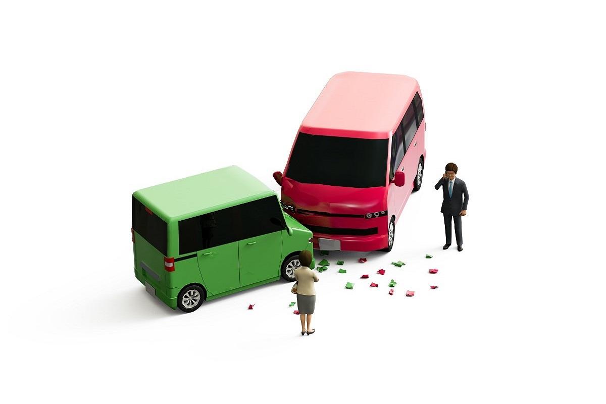 交通事故が起きたときの対応方法と知っておくこと
