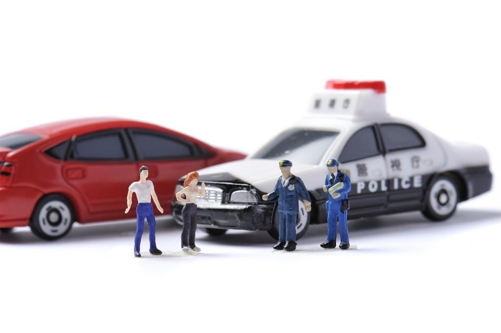 警察への通報は法律上の義務