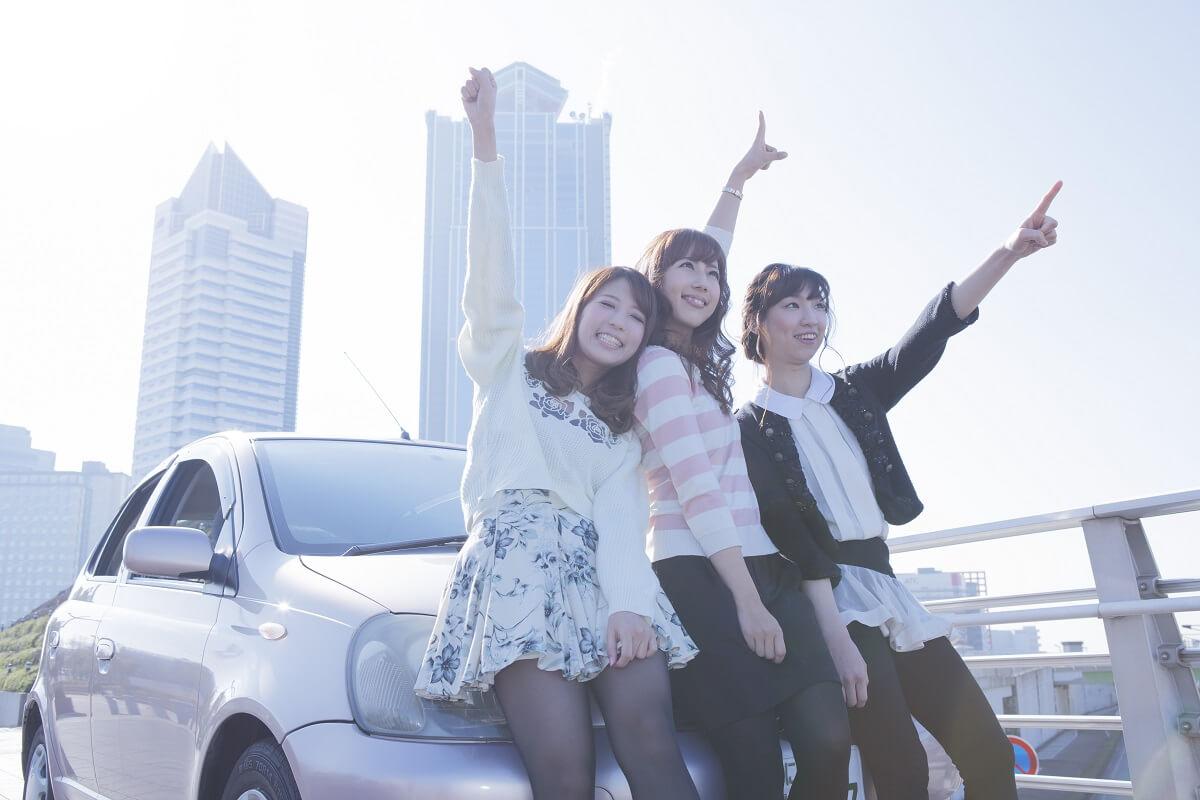 大学生が車を欲しいと思う瞬間は多い。女子大生に聞いたリアルな車の便利さとは?