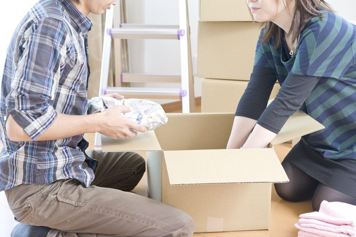 ④引っ越しや大きな荷物を運ぶ必要があるとき