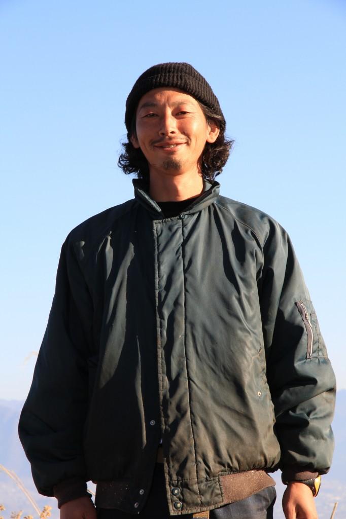 「ほったらかし温泉のウリは景色です。それしかありません」と語る田口さん