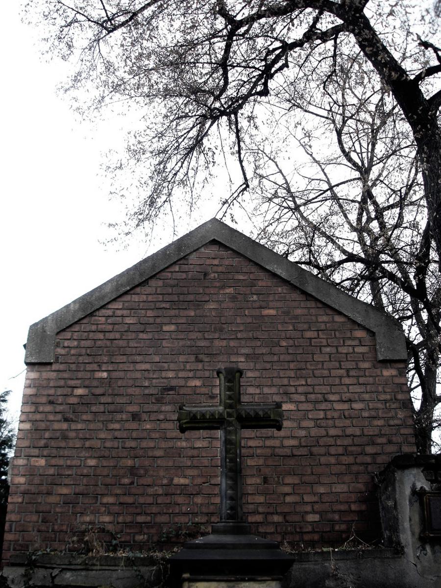 プラハにある墓地