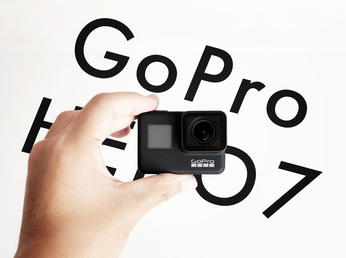 gopro hero 7 black ハンズオンレビュー!最新アクションカメラ - スカイ