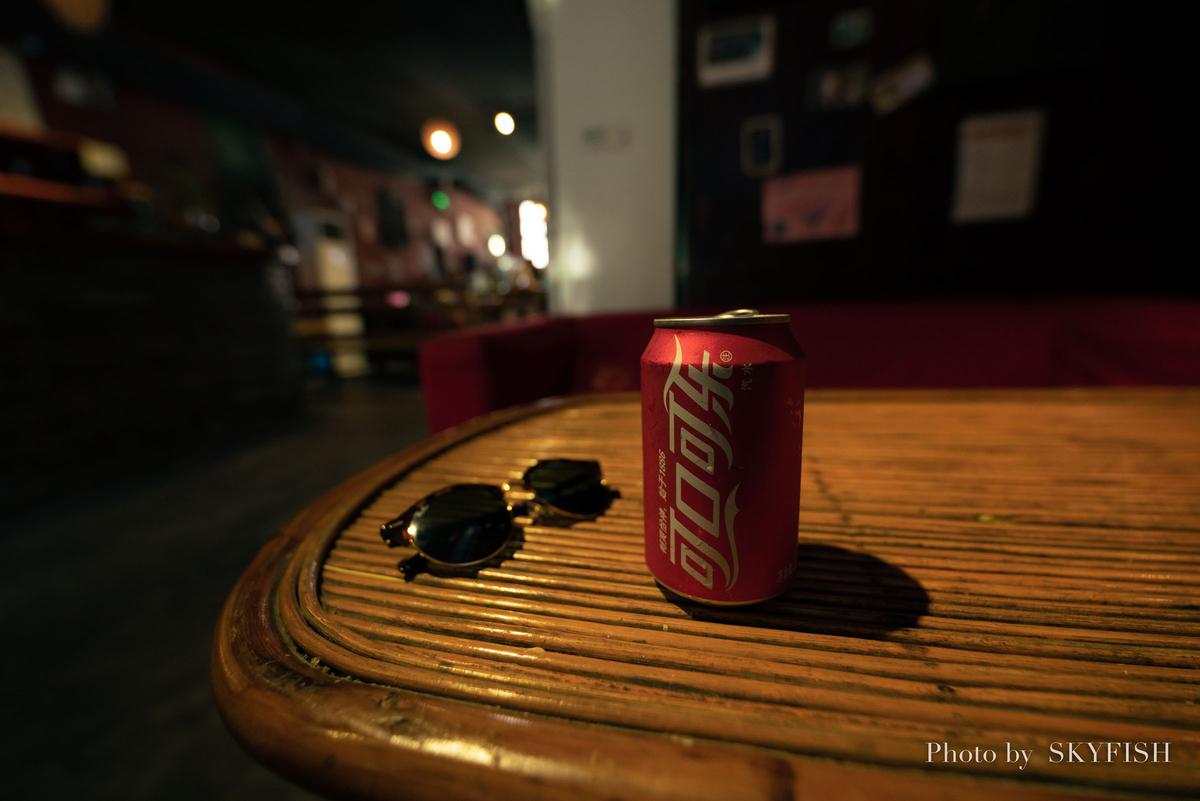 中国のコーラ