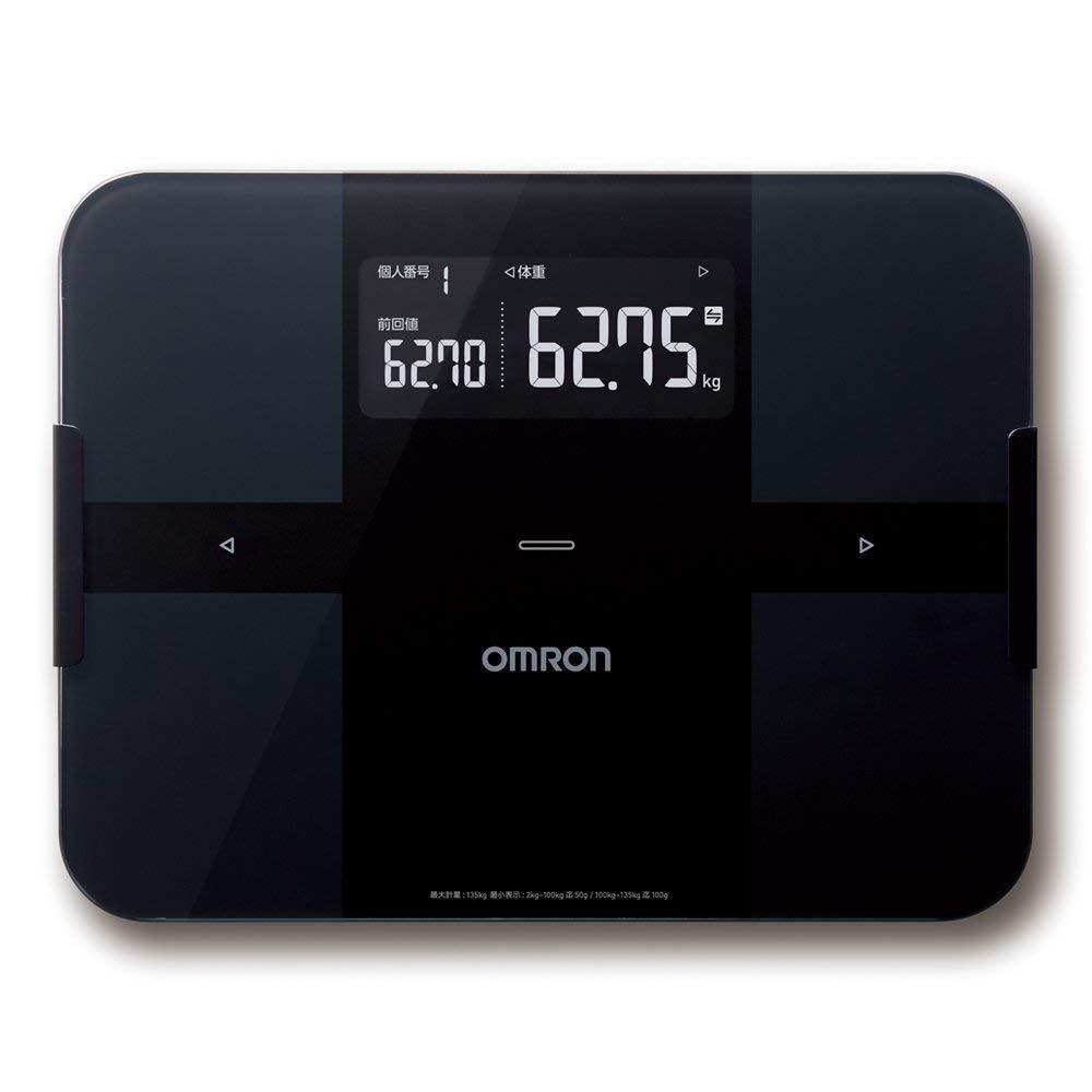 OMRON体重計HBF-256T-BK