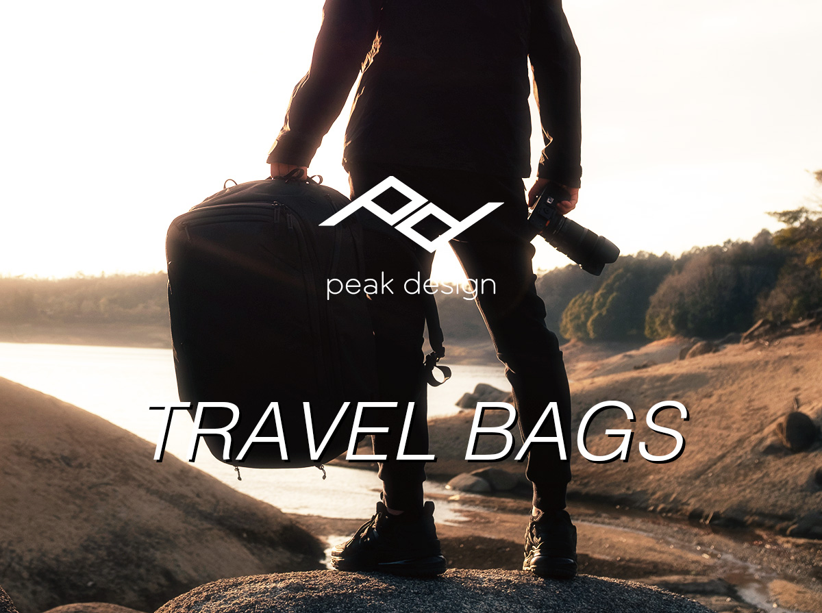 Peak Design TRAVEL BAGS