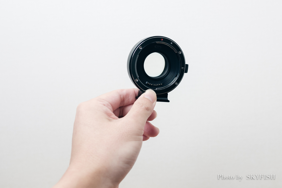 レンズアダプター