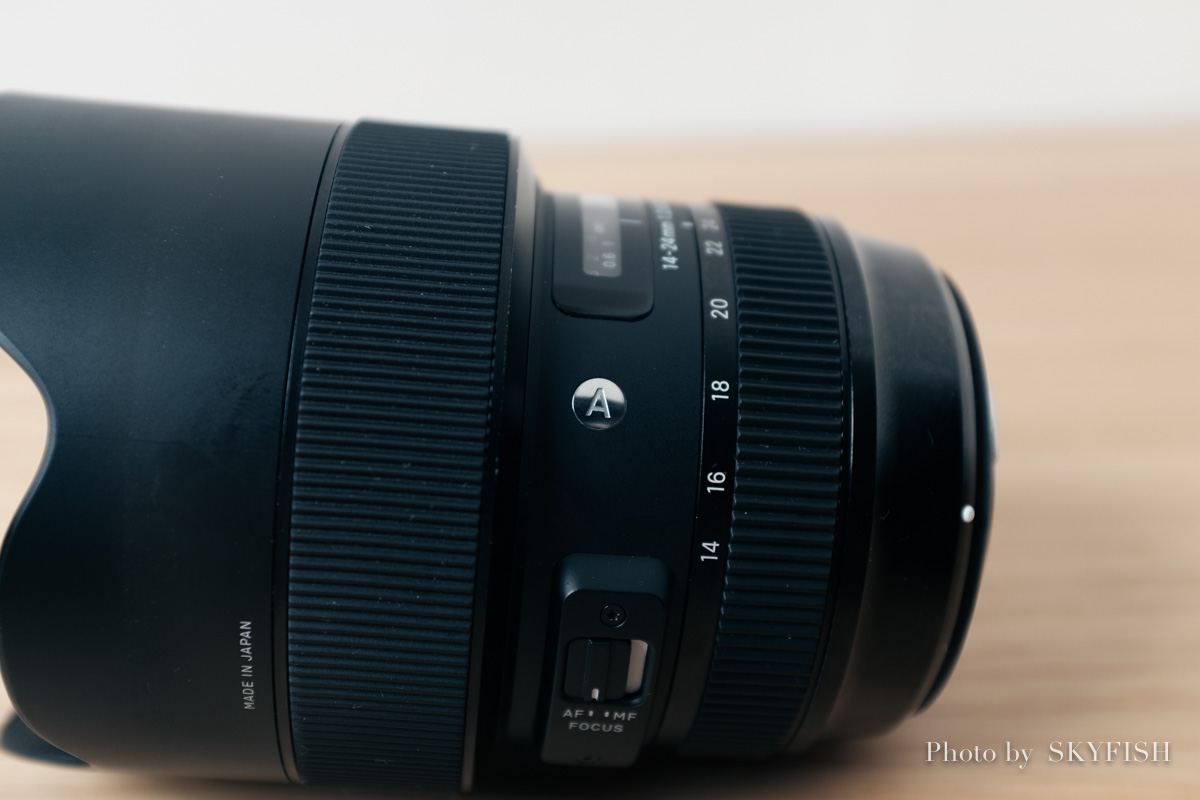 sigma 14-24mm art