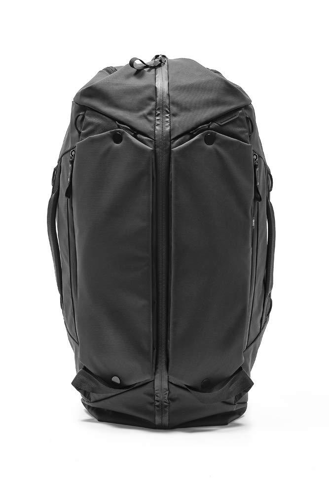 トラベルダッフルパック65L ブラック