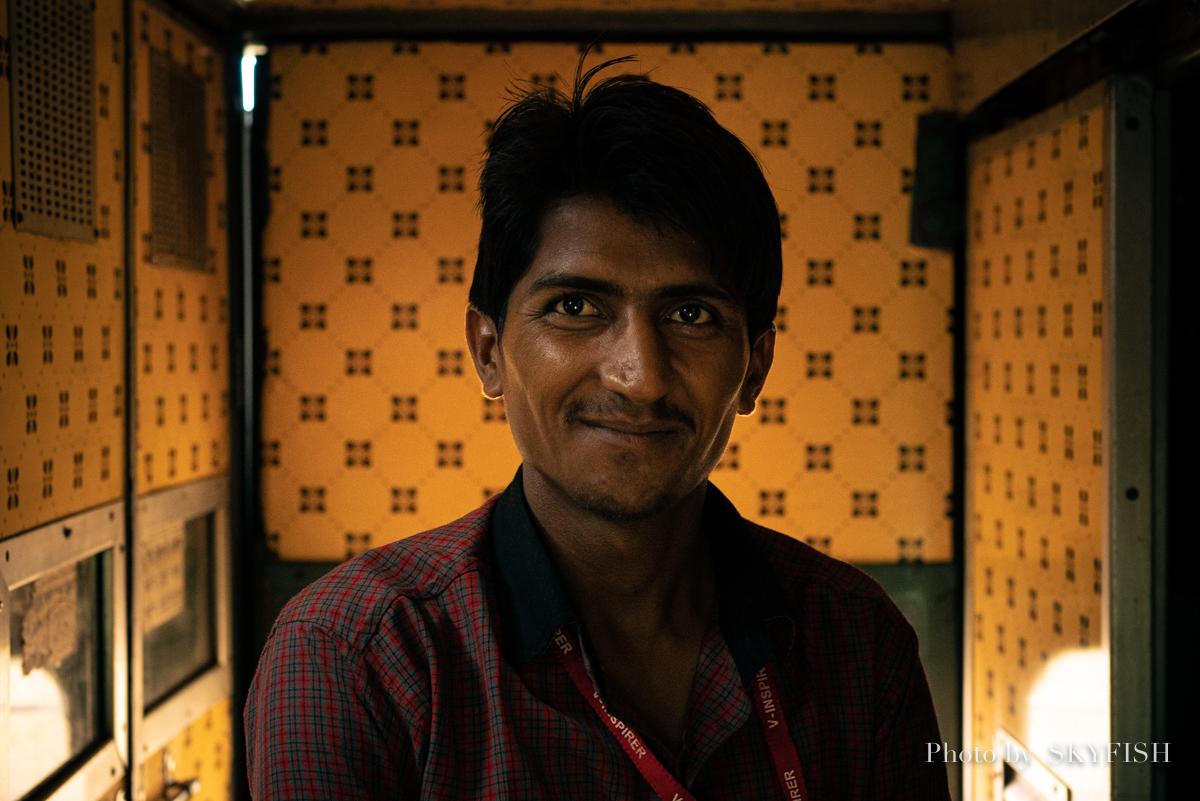 SIGMA 45mm で撮影したインドの写真
