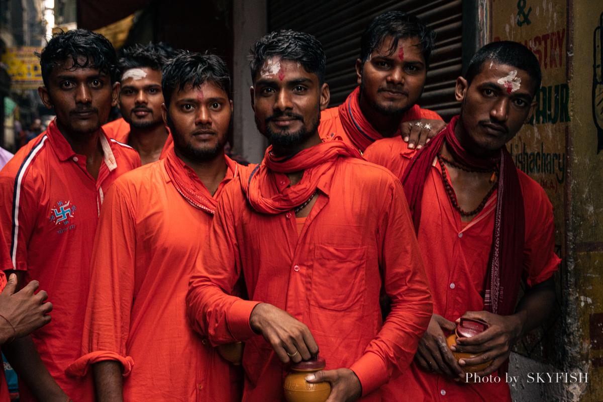 インドのポートレート