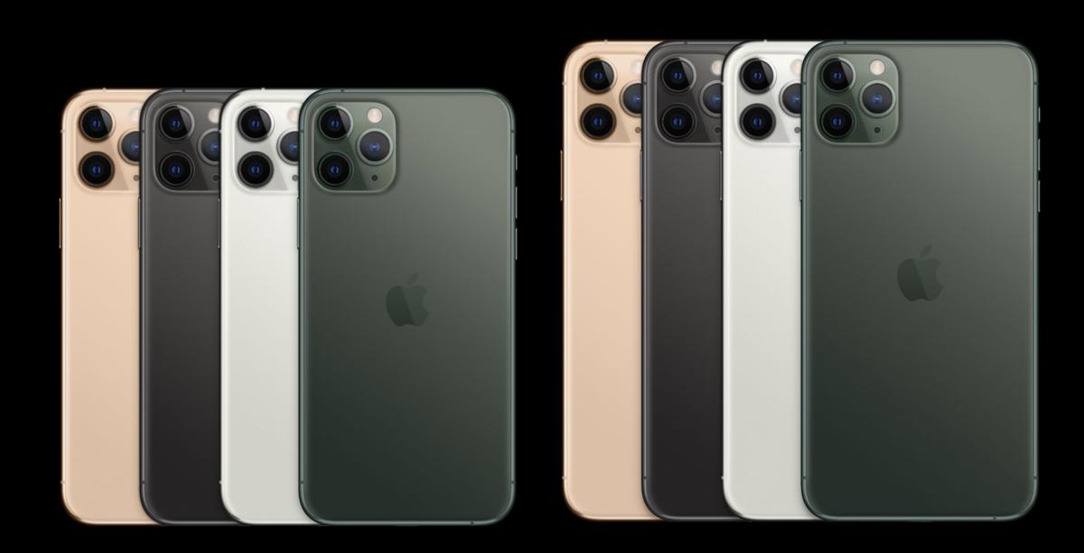Phone 11 Pro・iPhone 11 Pro Max
