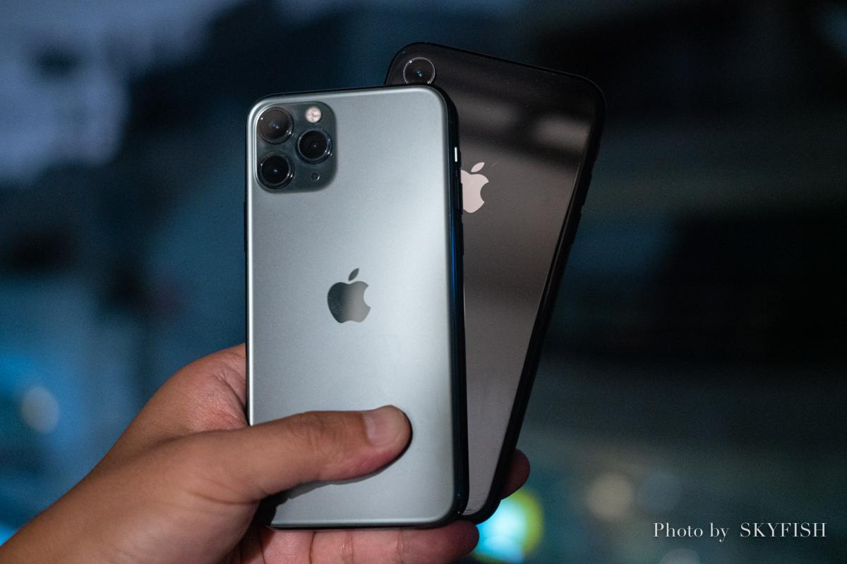 iPhone 11 Pro のカメラ