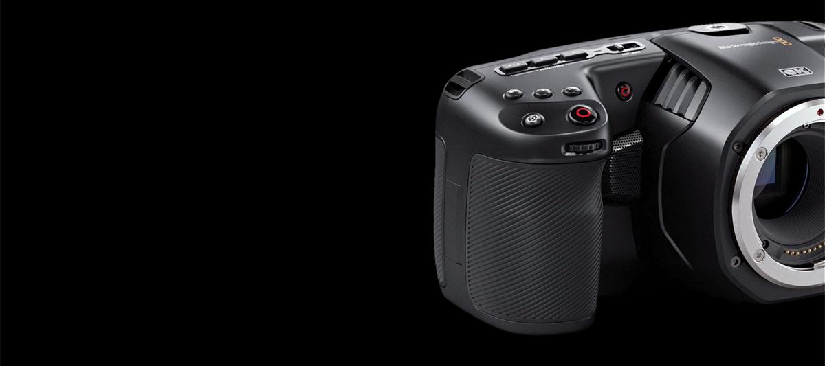 【BMPCC6K】Blackmagic Pocket Cinema Camera 6K