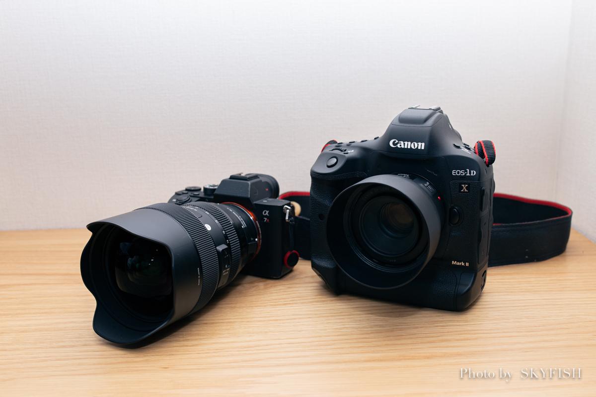 iPhone11Proとフルサイズカメラの画質比較!