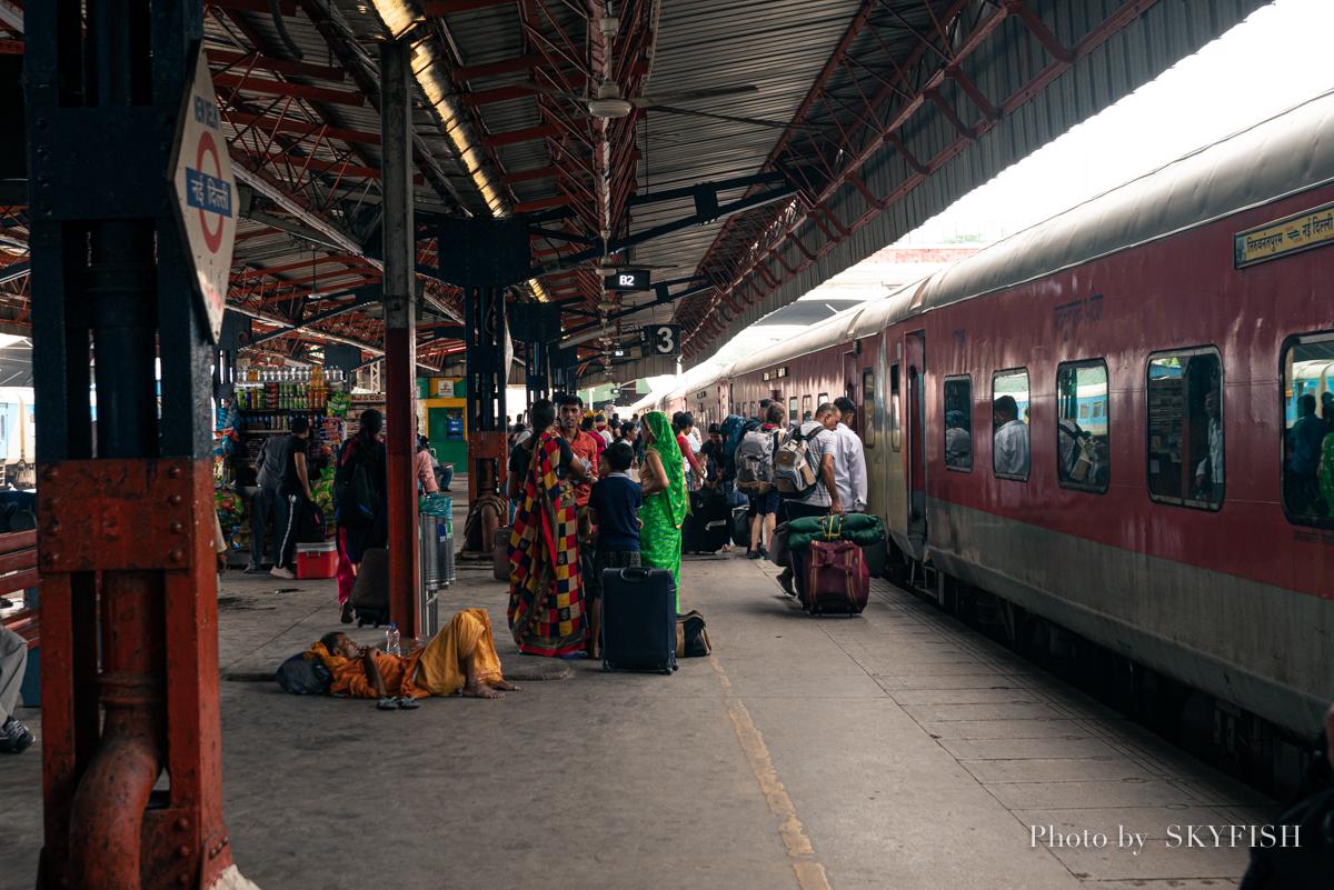 インドの写真