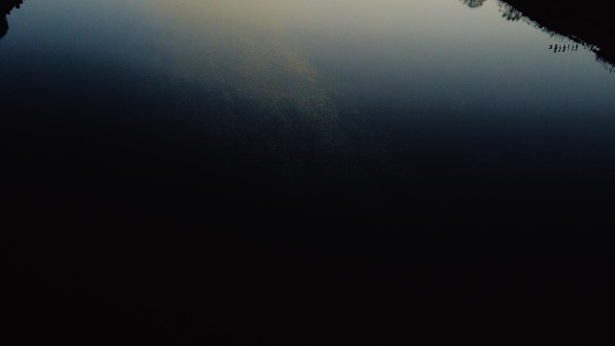 Mavic Miniの空撮写真