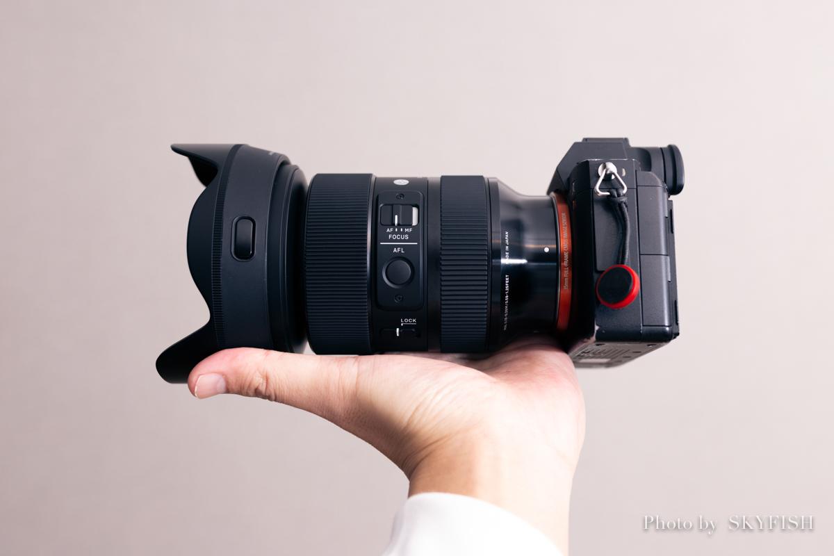 SIGMA 24-70mm F2.8 DG DN の写真