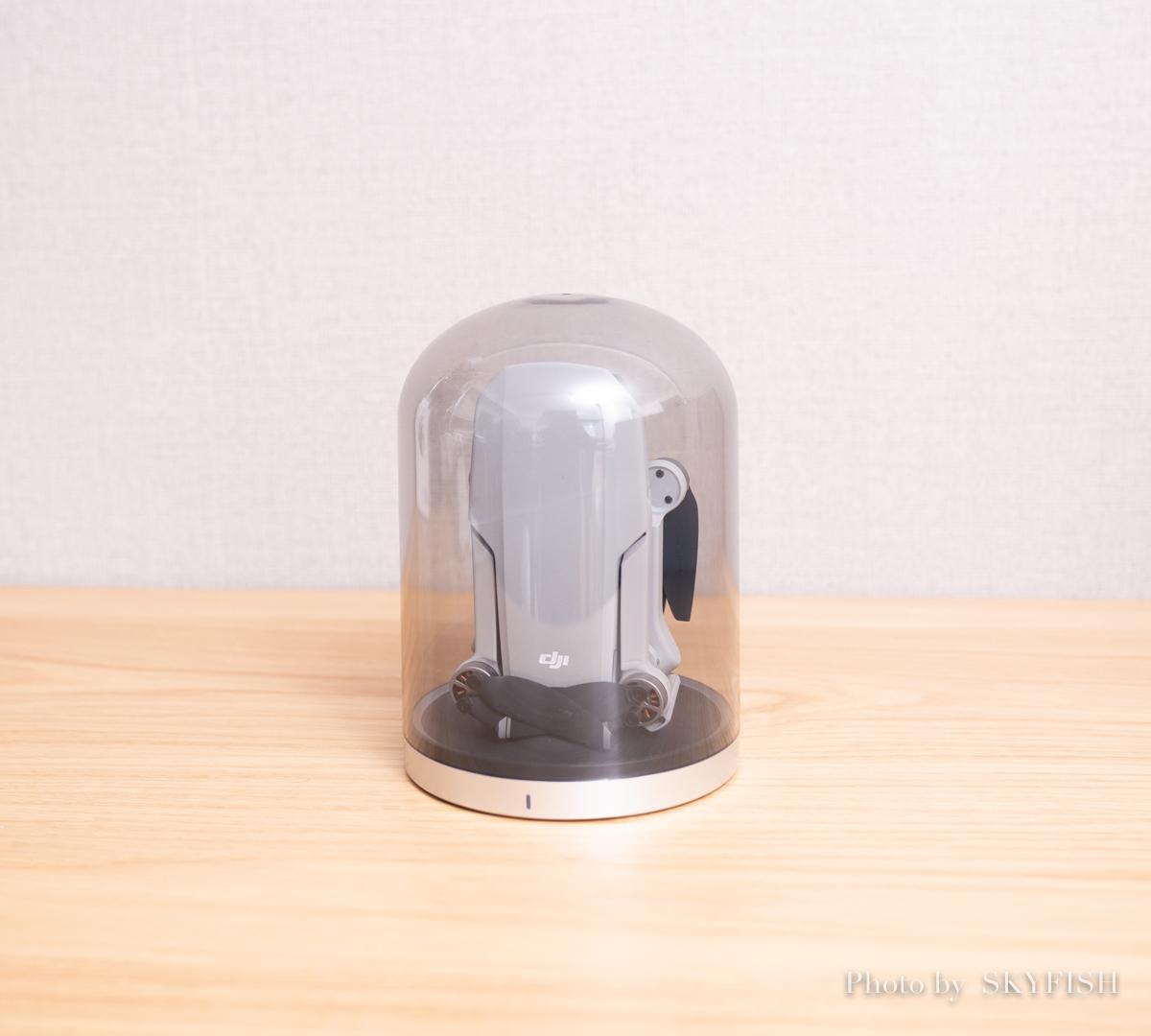 Mavic Mini 充電ベース