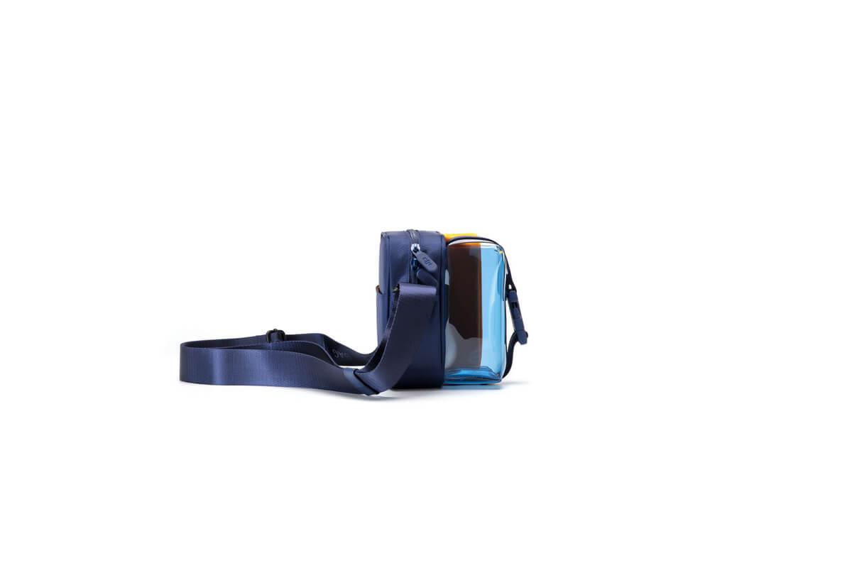 DJI Mini Bag ブルー&イエロー