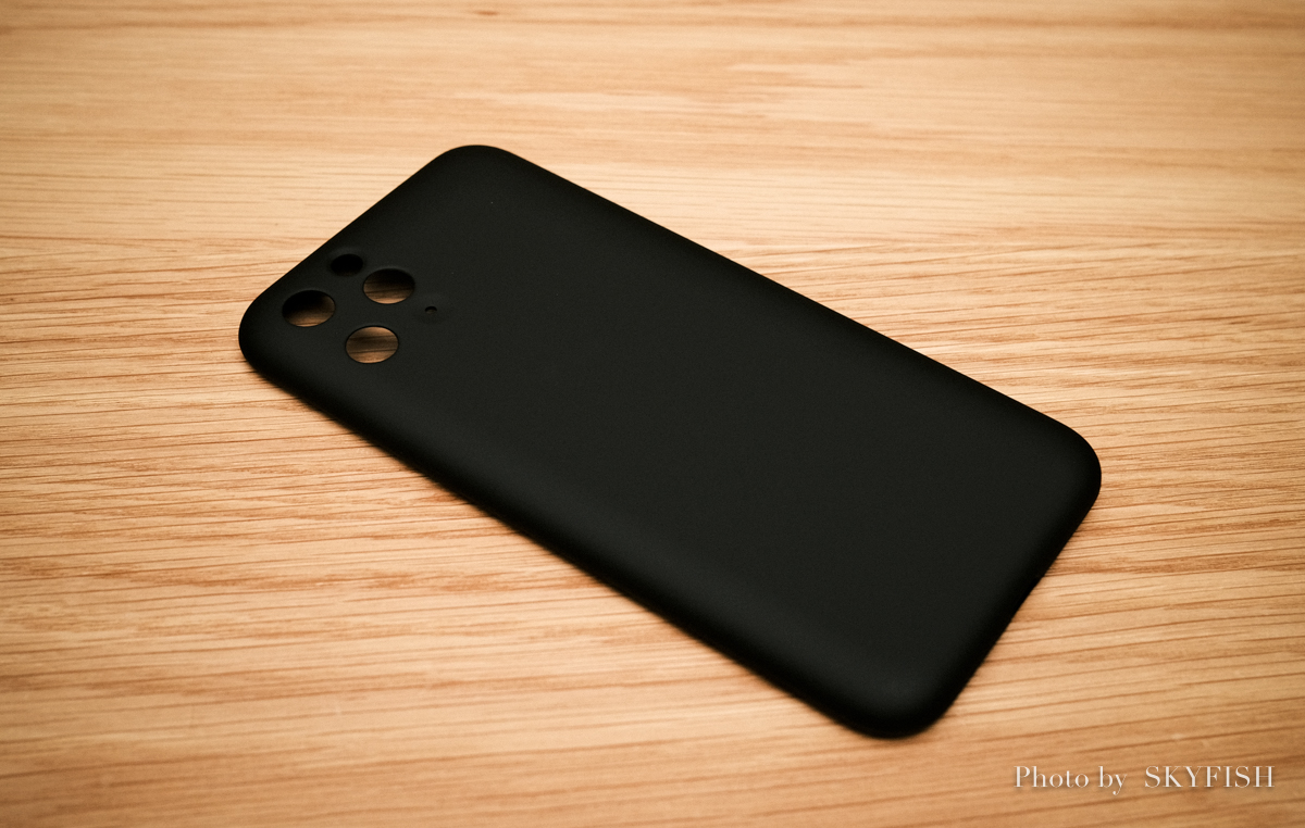 MYNUS iPhone 11 Pro CASE (マットブラック)