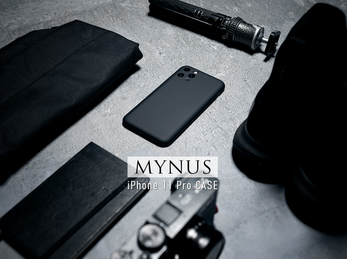 MYNUS iPhone 11 Pro CASE