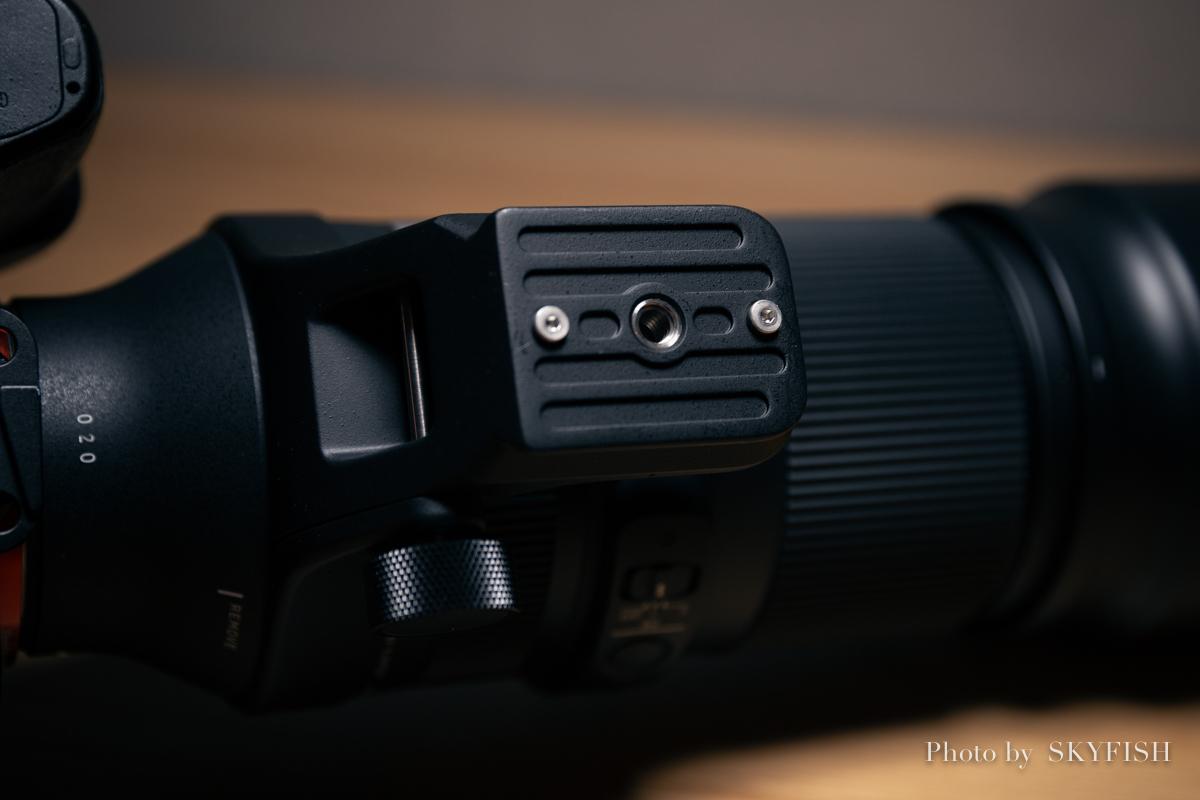 SIGMA ミラーレス専用レンズ 100-400mm F5-6.3 DG DN OS