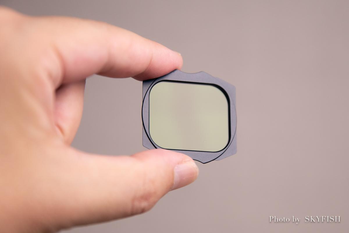 Aurora Apertureのミラーレスカメラ用アダプターマウントフィルター