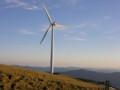 [四国カルスト][風車]四国カルストの風車