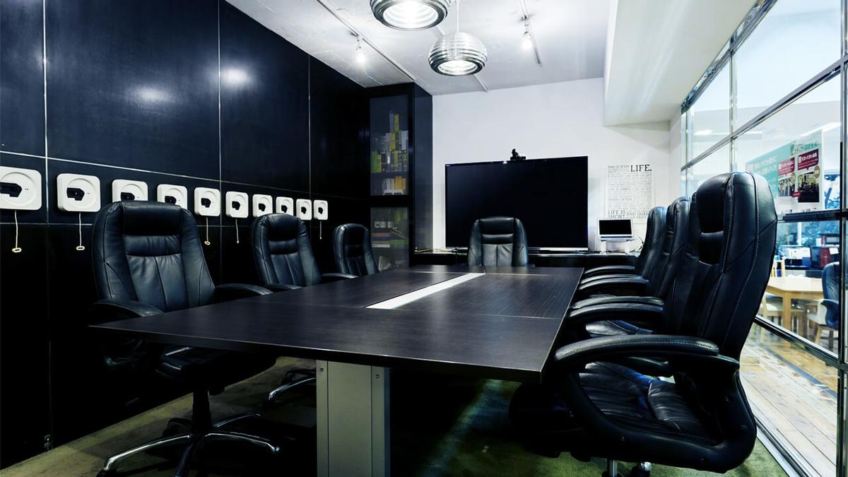 デジタルステージ会議室