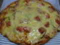 [料理]ピザ
