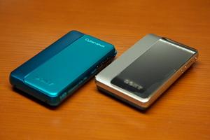 Sony DSC-TX20 & DSC-TX5(2013.01.24)