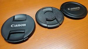 77mm径用各種レンズキャップ(2013.05.09)