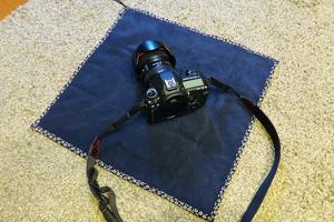 ハクバ カメララップM 桜紺(2013.08.08)