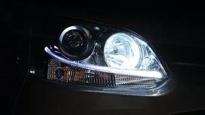 SONY DSC-TX5 スバル ステラ カスタム R Limited(2012.01.16)
