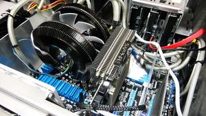 DSC-TX5 ZALMAN CNPS9900 MAX [ブルーLED](2012.05.30)