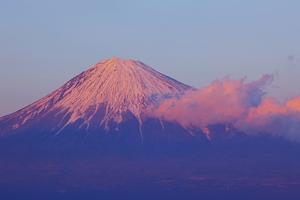 Canon EOS 5D MarkII & EF200mm F2.8L II USM 浜石岳からの富士山(2011.01.04)