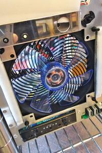 SONY DSC-TX5 SilverStone Air Penetrator SST-AP141(2011.02.11)