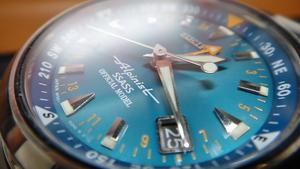 SONY DSC-TX5 SEIKO PROSPEX Alpinist SSASS オフィシャルモデル(2011.03.25)