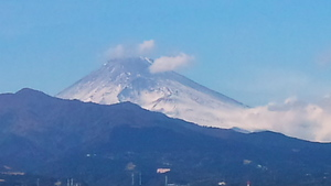 SC-01B 富士山(2010.11.16)