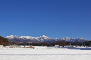 Canon EOS 5D MarkII & EF24-70mm F2.8 USM 八ヶ岳(2010.02.07)