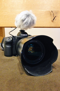 SONY DSC-TX5 Canon EOS 5D MarkII & audio-technica AT9941(2011.07.08)