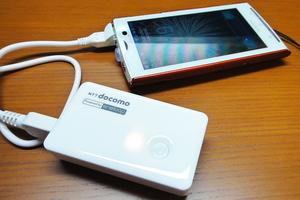 SONY DSC-TX5 NTT DoCoMo ポケットチャージャー 01(2011.09.05)