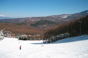 Canon IXY Digital 60 エコーバレースキー場(2009.02.07)