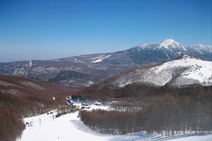 Canon IXY Digital 60 エコーバレースキー場(2009.02.21)