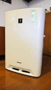 SONY DSC-TX5 シャープ KC-Z80(2010.12.15)