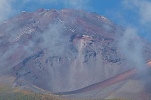 Canon EOS 5D MarkII & Canon EF200mm F2.8L II USM 富士山(2009.10.12)
